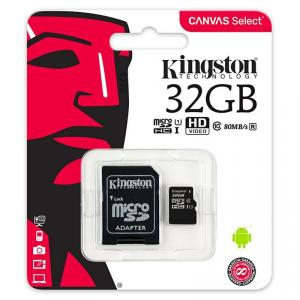 memoria-kingston-micro-sd-xc-32gb-clase-10-80mbs