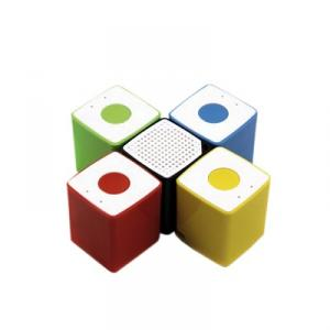 altavoz-coolbox-cubemini-manos-libres-amarillo