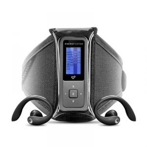 REPRODUCTOR ENERGY SISTEM MP3 SPORT 1608 8GB DARK IRON