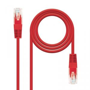 latiguillo-rj45-utp-cat-6-rojo-0-5m