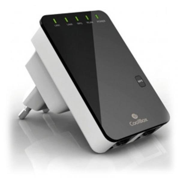 Amplificador de se al coolbox mini repetidor wifi for Amplificadores de wifi potentes