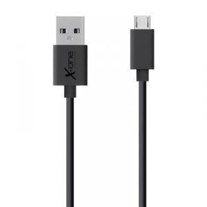 cable-usb-x-one-cpm1000b-micro-usb-plano-negro